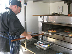 geelong catering company mobile pizzaria